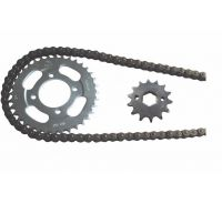 Kit lant+pinion 428 Atv 110