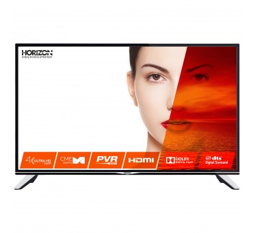 Televizor LED Horizon, 124 cm, 49HL7520U, 4K Ultra HD