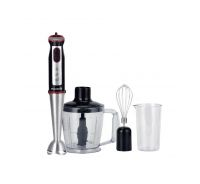 Blender 4 in 1 350W Hausberg-Diamond Series HB 7666, negru
