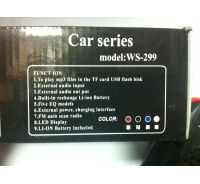 Radio - MP3 SUV WS-299