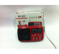 Radio - MP3 WS-8222