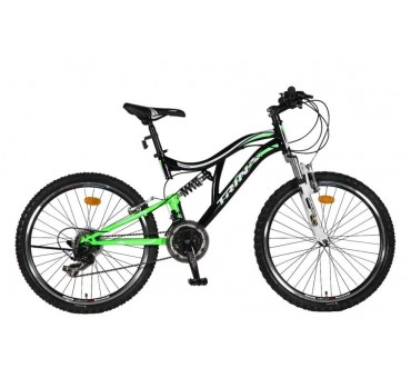 Bicicleta  Dynamic 24 Full Suspension Adulti