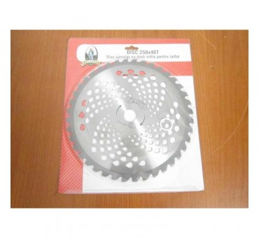 Lama Trimmer 40 dinti gaura 25.4 mm-20 mm